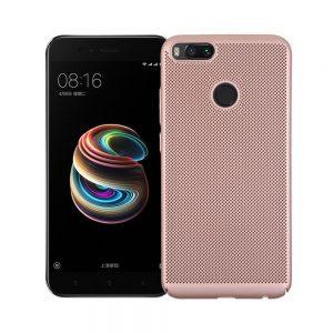 PC Heat Dissipation Case For Xiaomi Mi 5X Mi5x A1 Mi A1 Phone Cases 360 Full 4 compressor