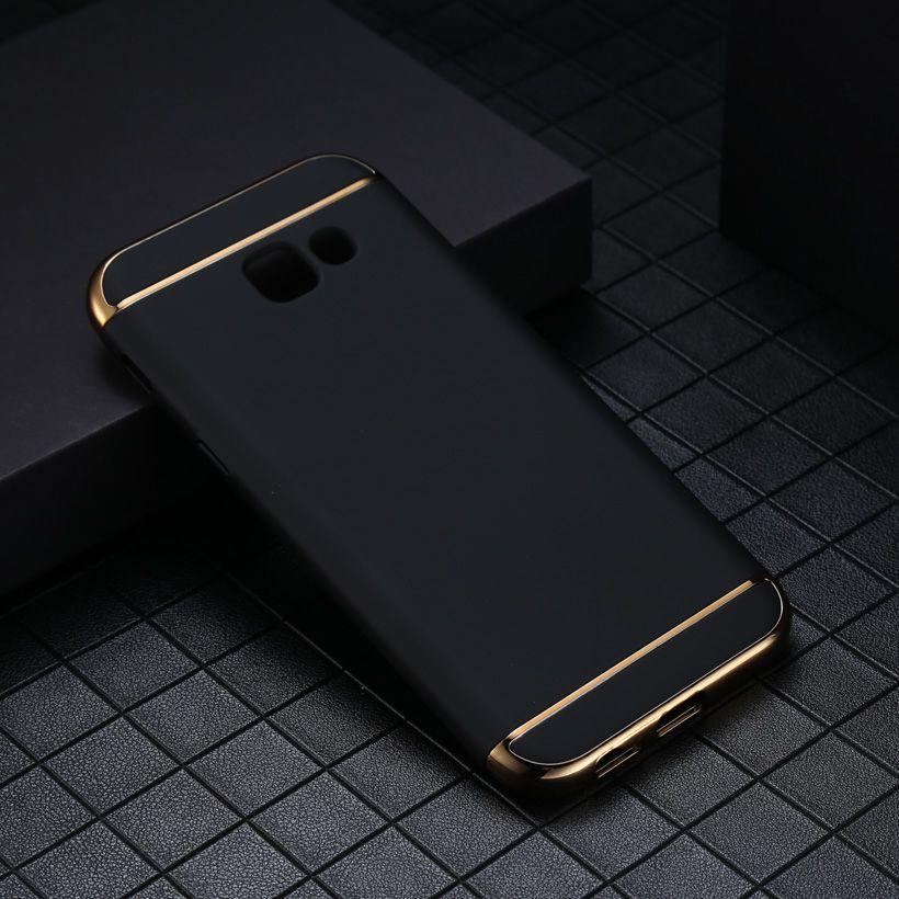 AKABEILA Phone Case For Samsung Galaxy A5 2017 A520F A520F DS A520K A520L Cover Plating Hard 2 compressor