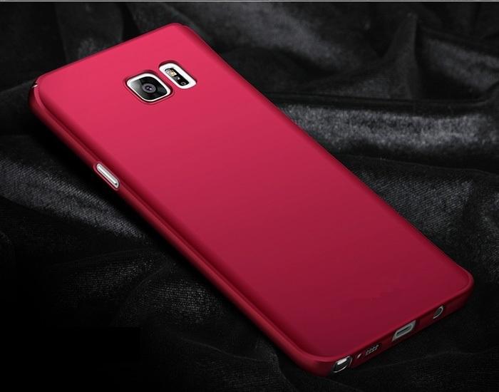 Baby Skin Samsung Note5 Red