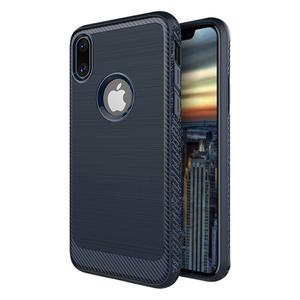 Case Carbon Rugged Spigen Iphone X a