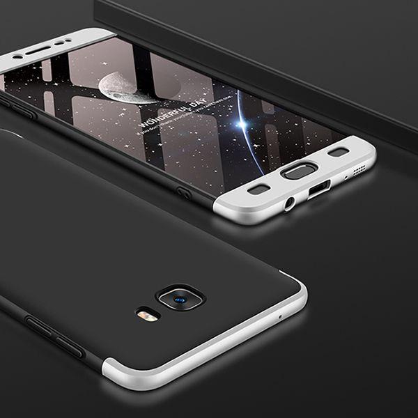 GKK For Samsung Galaxy C9 Pro Case Dual Armor 360 Full Protection Hard Hybrid PC 3 3 compressor