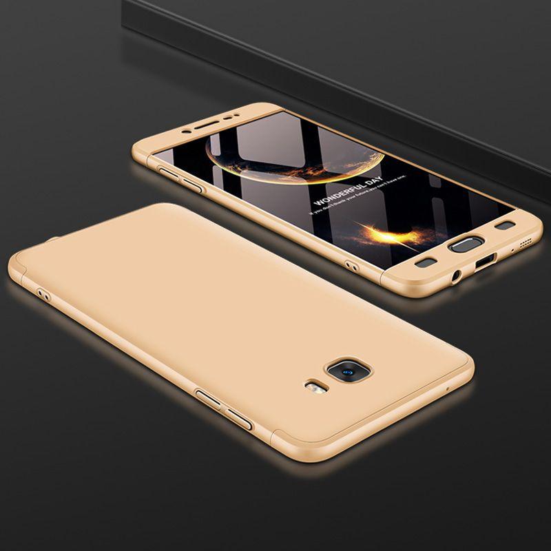 I sheeta For Samsung Galaxy C9 Pro Case Anti knock Full Coverage Matte Cover Fuda Capa 3 compressor