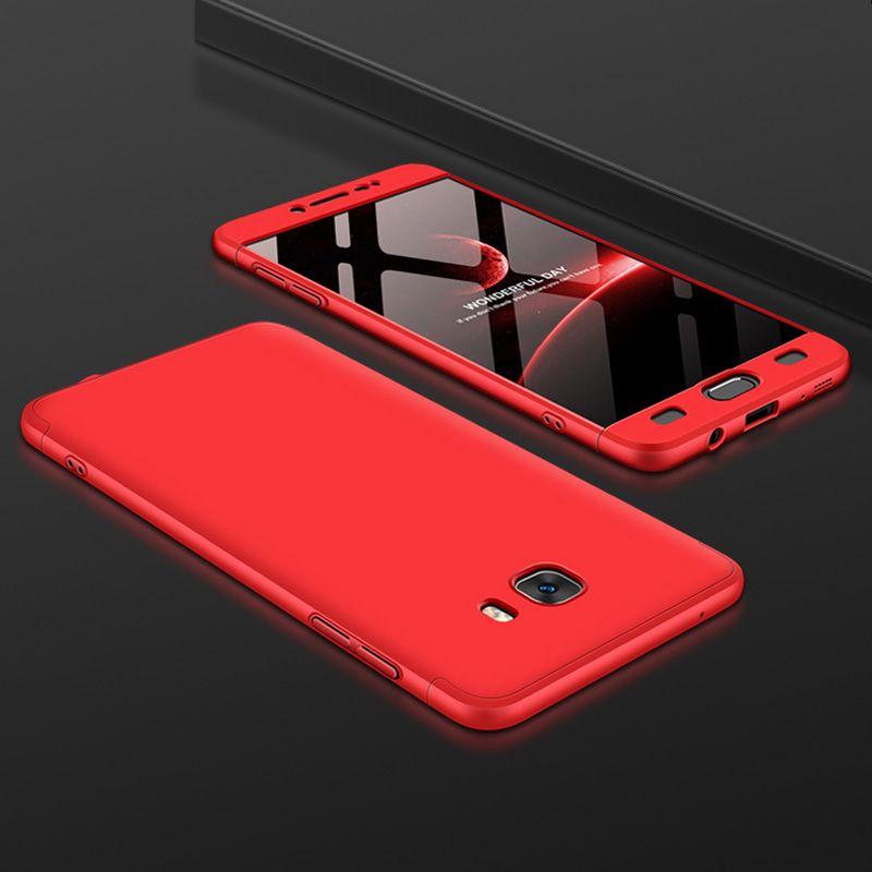 I sheeta For Samsung Galaxy C9 Pro Case Anti knock Full Coverage Matte Cover Fuda Capa 5 compressor