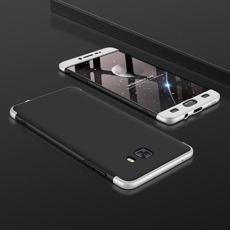 I sheeta For Samsung Galaxy C9 Pro Case Anti knock Full Coverage Matte Cover Fuda Capa 6 compressor