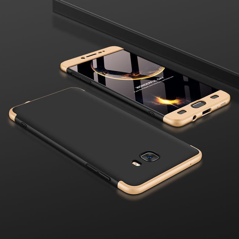 I sheeta For Samsung Galaxy C9 Pro Case Anti knock Full Coverage Matte Cover Fuda Capa 8 compressor