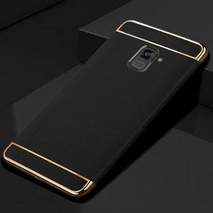KaiNuEn luxury origina Phone back etui coque cover case for samsung galaxy a7 2018 a8 Plus 0 compressor