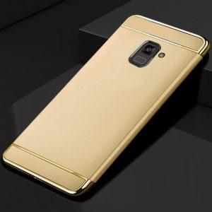 KaiNuEn luxury origina Phone back etui coque cover case for samsung galaxy a7 2018 a8 Plus 1 compressor