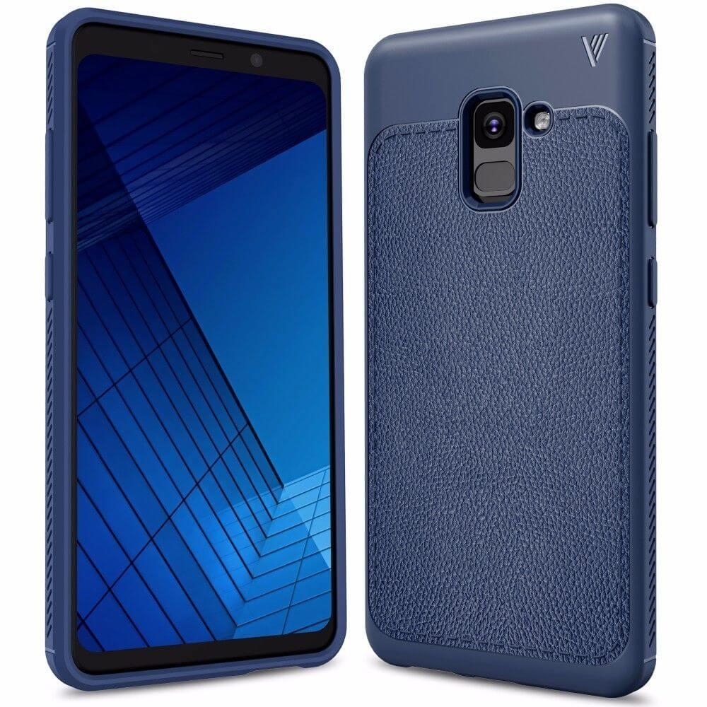 Lenuo sFor Samsung Galaxy A8 Plus 2018 Case For Samsung A8 2018 Case Soft Back Cover 1 compressor