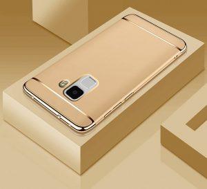 Samsung A8 3 in 1 Gold compressor