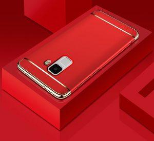 Samsung A8 3 in 1 Red compressor