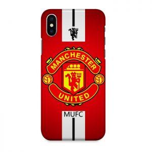 Case Mofit Football Club Eropa For Iphone X MU