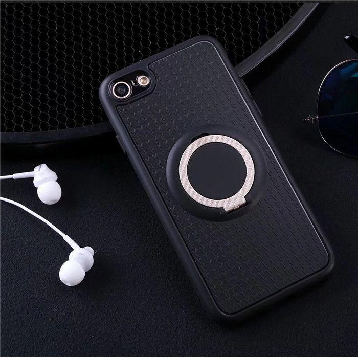 For OPPO F3 A77 F5 case Ring Holder Magnetic Car Holder Case for Oppo F3 plus 6 compressor