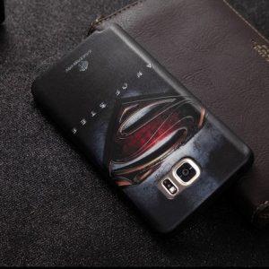 Softcase 3D Marvel Super Hero Samsung Note 5 Superman