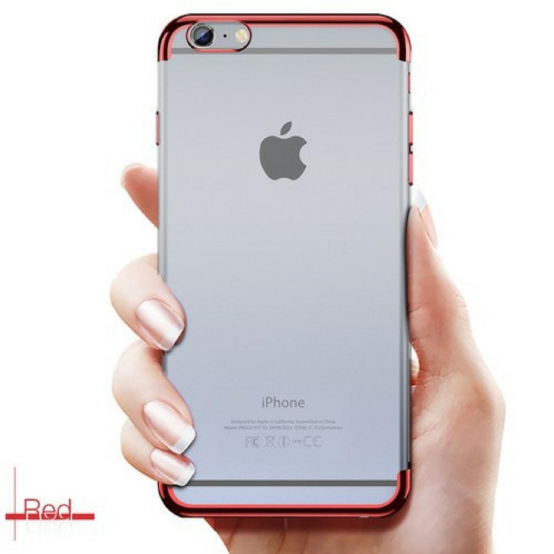 Neon light iPhone 6 Red