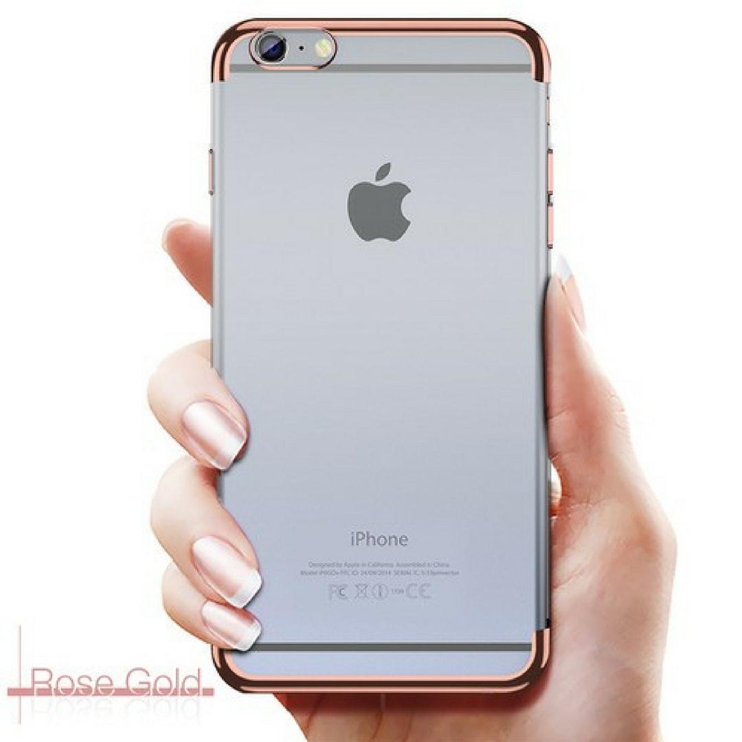 Neon light iPhone 6 Rose Gold
