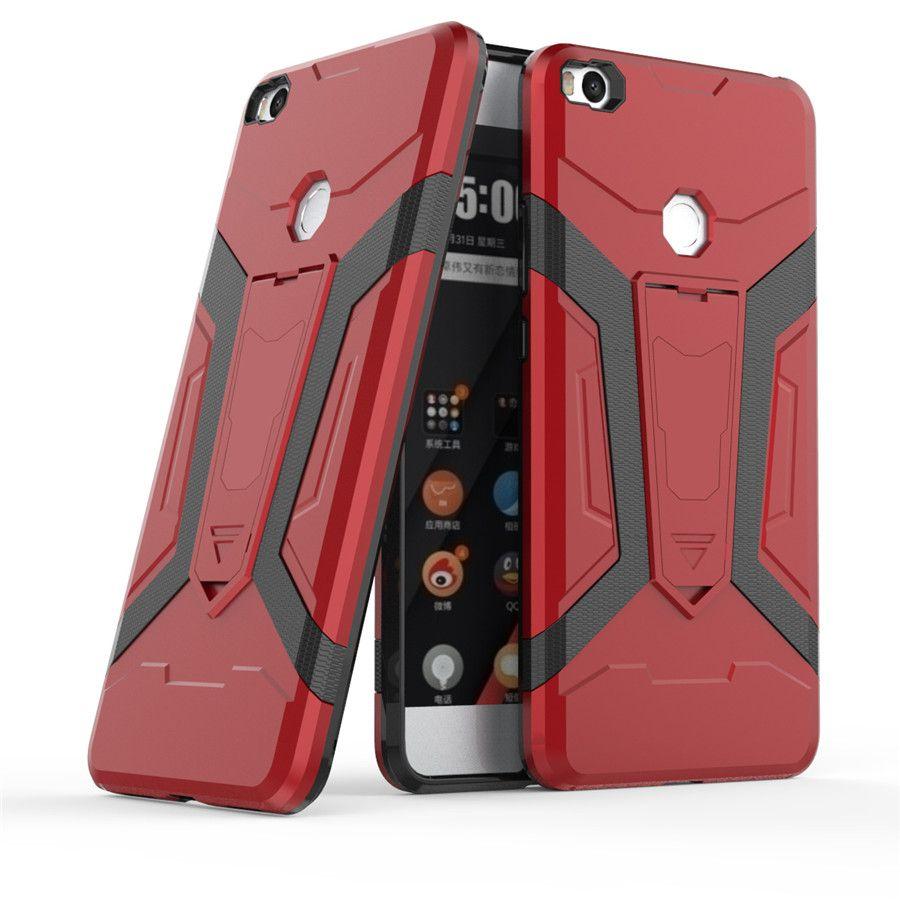Triseoly For xiaomi mi max 2 case Rugged Armor Hybrid 6 44 mi max 2 back 3 compressor