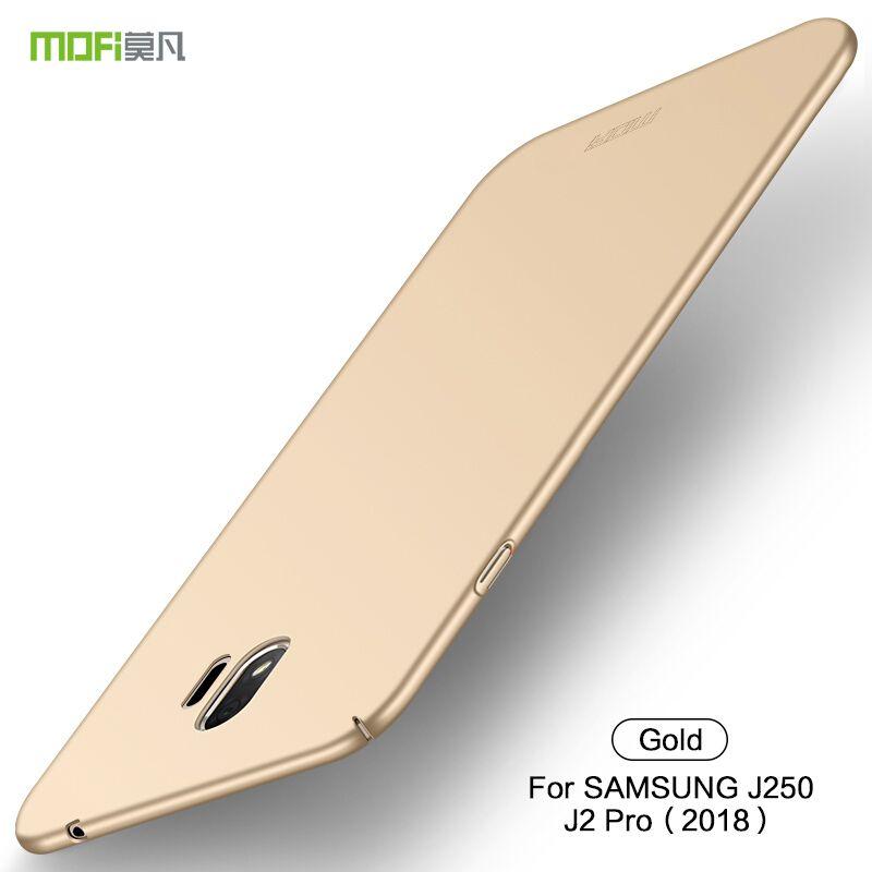 MOFI Case For Samsung Galaxy J2 pro 2018 Cover Hard Case For Samsung J250 Cover High 2 compressor