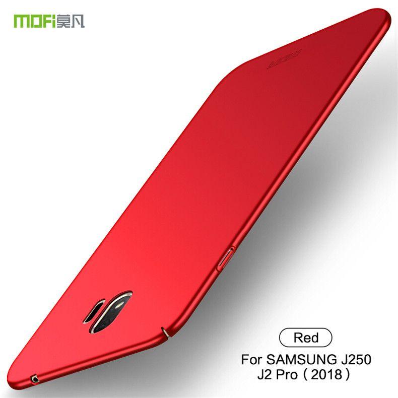 MOFI Case For Samsung Galaxy J2 pro 2018 Cover Hard Case For Samsung J250 Cover High 3 compressor 1
