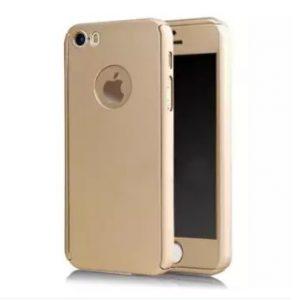 Case Full Cover 360 Gold