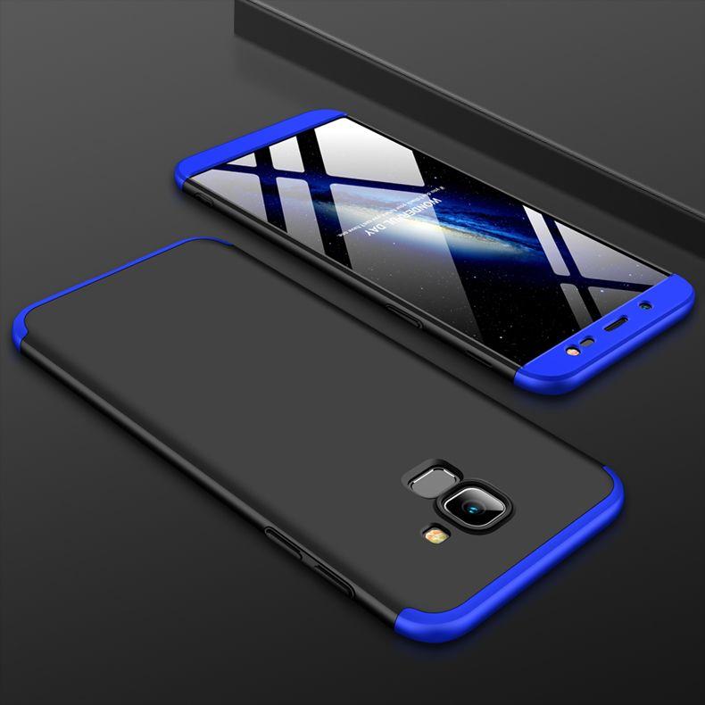 For Samsung Galaxy J6 2018 Case 360 Degree Full Body Cover Case For Samsung J6 2018 1 compressor