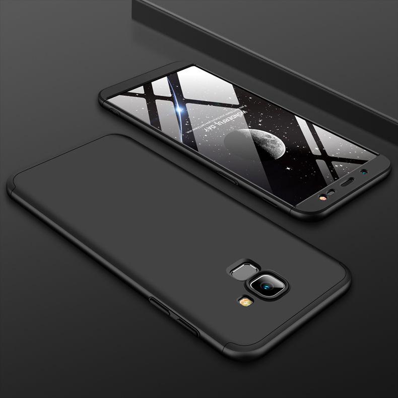 For Samsung Galaxy J6 2018 Case 360 Degree Full Body Cover Case For Samsung J6 2018 5 compressor