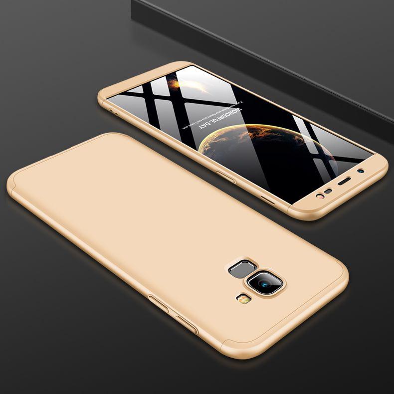 For Samsung Galaxy J6 2018 Case 360 Degree Full Body Cover Case For Samsung J6 2018 7 compressor