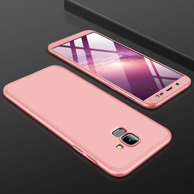 For Samsung Galaxy J6 2018 Case 360 Degree Full Body Cover Case For Samsung J6 2018 8 compressor