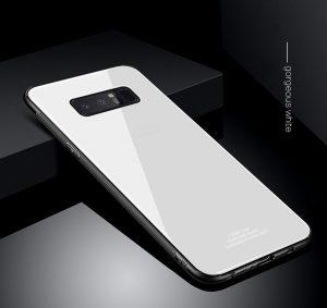 Glass Case Mirror Note 8 White