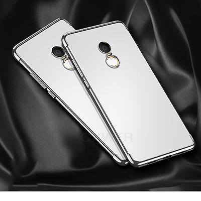 Plating Silicone TPU Case For Xiaomi Redmi 5 Plus 5A Note 4X 4 Global Version
