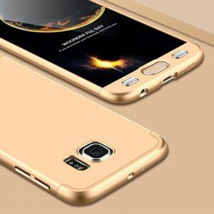 S7 Edge Gold
