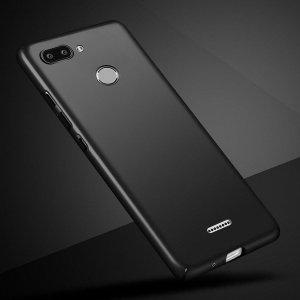 IDOOLS Phone Case for Xiaomi redmi 6 full Protection Hard 3 in 1 Luxury Matte Cover silverBK compressor
