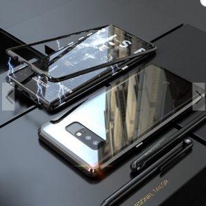 Magnetic Case 2 in 1 Samsung Note 8 Black