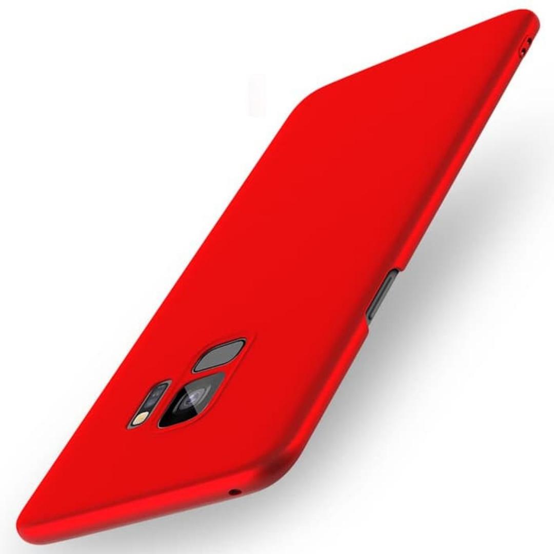 Baby Skin Samsung S9 Red