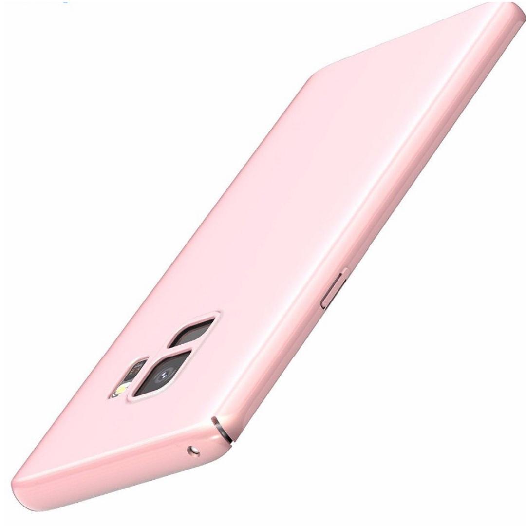 Baby Skin Samsung S9 Rose