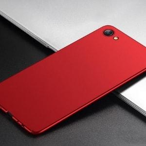 Baby Skin Ultra Thin Hard Case VIVO Y71 Red