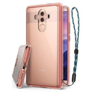 Case Huawei Mate 10 Pro Original Ringke Fusion Rosegold