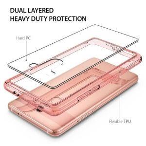 Case Huawei Mate 10 Pro Original Ringke Fusion Tampak