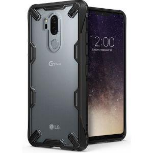 Case LG G7 Plus ThinQ Original Ringke Fusion Black