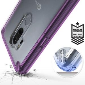 Case LG G7 Plus ThinQ Original Ringke Rearth Fusion 1
