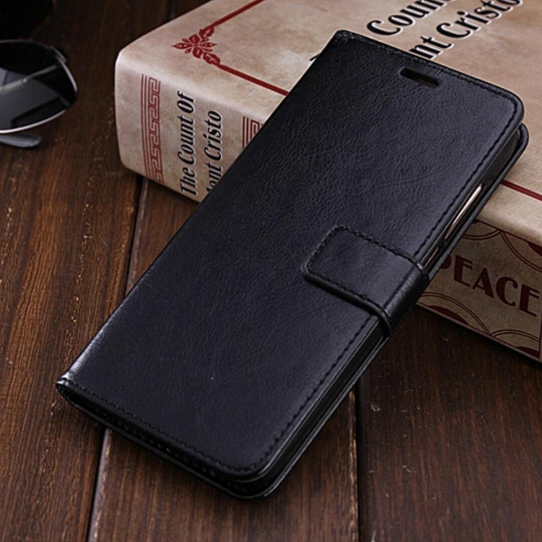 Flip Wallet Cover Case Samsung Galaxy A9 Pro 2