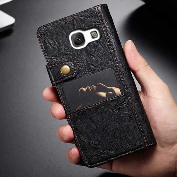 Flip Wallet With Card Slot C9 Pro Black 1