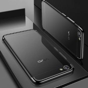 Soft Case Neonlignt Vivo y71 Black