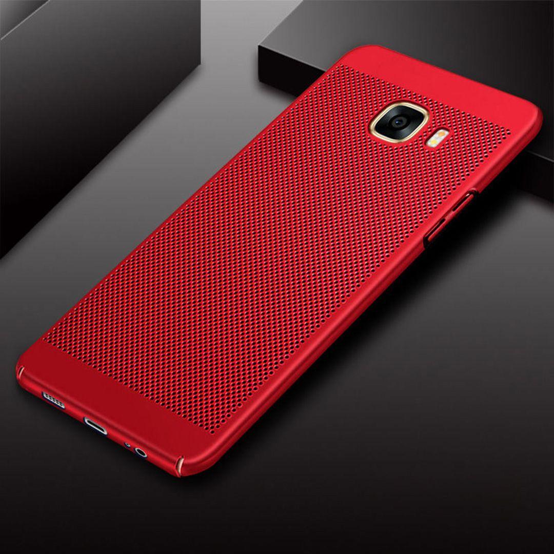 samsung j7 prime anti heat case merah compressor
