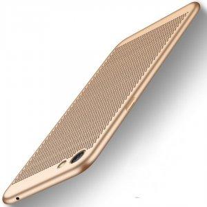 Case Anti Heat Oppo F1s Gold