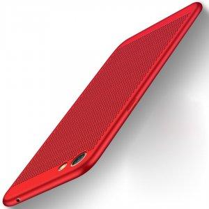 Case Anti Heat Oppo F1s Merah