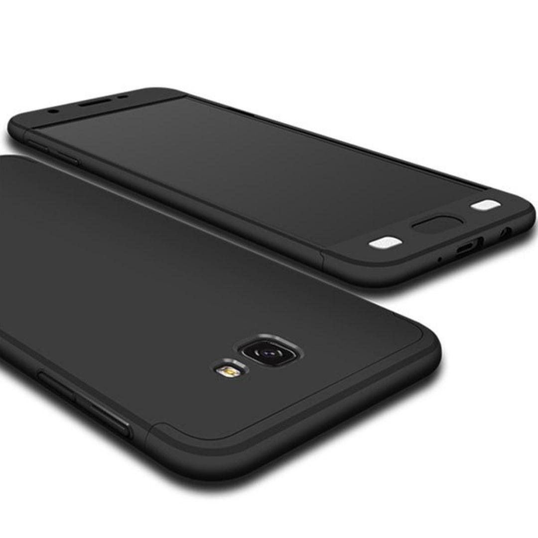 Full Cover Armor Baby Skin Hard Case Samsung A7 2017 2 min