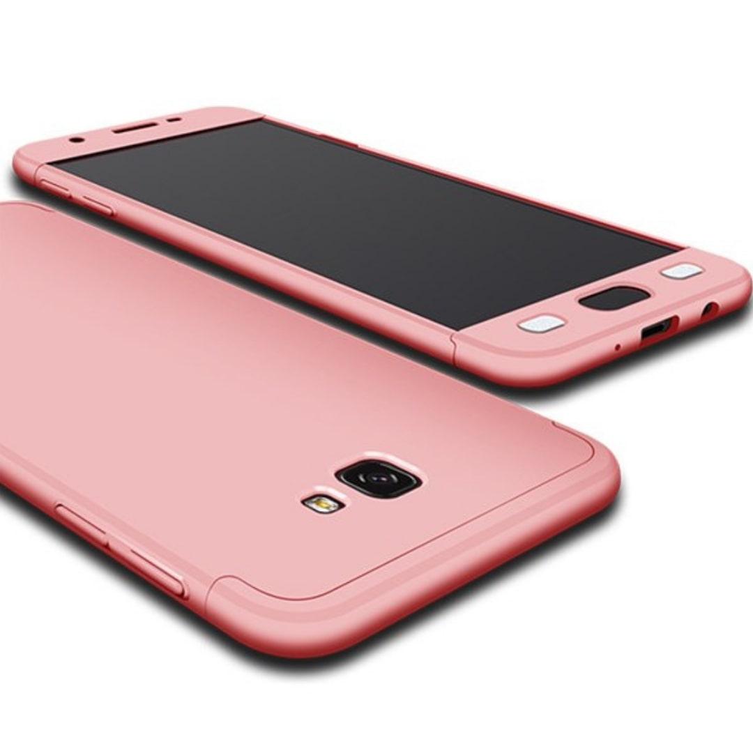 Full Cover Armor Baby Skin Hard Case Samsung A7 2017 5 min