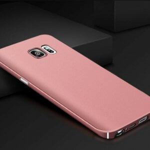 Hardcase Baby Skin Ultrathin Samsung Note 5 Rose Gold compressor
