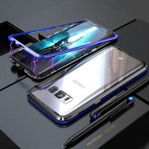 Magnetic Case S8 Blue