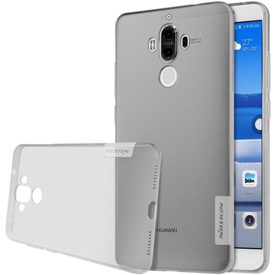 Nillkin Nature Series TPU Case for Huawei Mate 9 Abu abu min